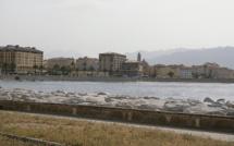 Coup de Sirocco sur Ajaccio : 40,1 degrés à 12h45
