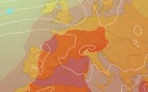 Canicule en Corse : vers des records pour un mois de juin