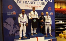 11 médailles, dont 3 titres pour Calvi aux Championnats de France de jiu-jitsu brésilien à Paris