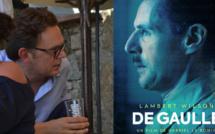 Gabriel Le Bomin tourne son film sur le Général