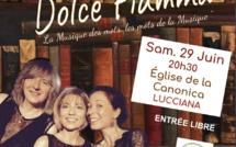 Lucciana: Un trio très rafraîchissant à la Canonica