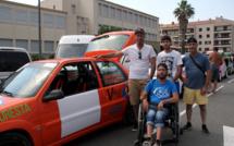 "Le rallye de Jean-Michel Pietri - Valinco dans les ""starts"""