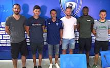 Reprise de l'entraînement pour le SC Bastiais qui prépare sa saison