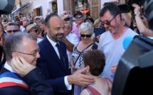 Visite d'Edouard Philippe à Propriano et Ajaccio : bain de foule et ambiance cordiale
