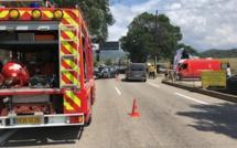 Collision frontale à Fontanone di Vignale: Une sexagénaire décède. 5 blessés graves