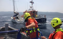 Encore une violente collision en mer, dans le Valinco