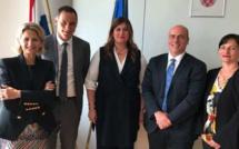 Gilles Simeoni : « La Croatie est très attentive à la prise en compte du fait insulaire par l'Union européenne »