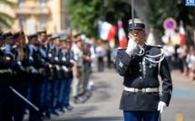 14-Juillet : après le défilé, au tour du feu d'artifice à Ajaccio