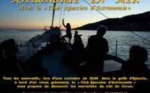 Ajaccio : Une mini-croisière pour découvrir la beauté du ciel de Corse