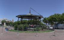 Bastia : le kiosque à musique va s'offrir un lifting !