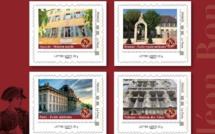 La Poste édite quatre timbres collectors pour les 250 ans de la naissance de Napoléon