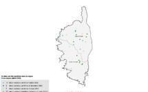 Téléphonie mobile : 31 sites identifiés pour avoir le très haut débit mobile sur toute la Corse