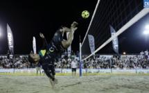 3e mondial de Futevolei d'Ajaccio : Brasil, Brasil, Brasil !