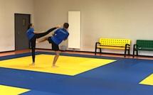 Taekwondo : direction la Suède pour Francesca-Maria Franceschi…