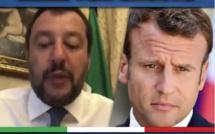Salvini à Macron : « Napoléon, ouvre les ports corses aux migrants »