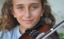 Sorru in musica : Petite fan de l'archet