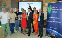 Les entrepreneurs corses lancent le prix mondial pour l'environnement