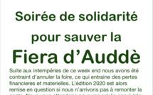 Aullène : Une soirée de soutien pour la Fiera d'Auddè ce lundi 5 août sur la place de l'eglise