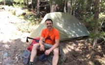 Le disparu du GR 20 retrouvé mort sous sa tente