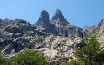 La photo du jour : Punta Capitellu è punta Lombardicciu