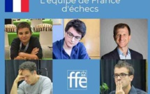 Echecs : Marc'Andria Maurizzi en équipe de France à 12 ans. Du jamais vu !