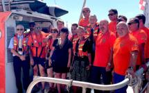 """La ministre de la Transition écologique en Haute-Corse : """"Je veux rendre hommage à la SNSM"""""""