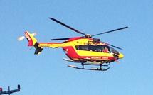 Saleccia : Une baigneuse évacuée par hélicoptère