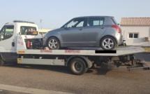 Vescovato : Un automobiliste sous stupéfiants arrêté à 161 Km/h