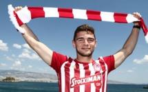 Ligue 2 : Deux joueurs de l'Olympiakos arrivent à l'ACA