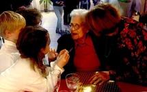 Ajaccio : la doyenne des  Corses s'en est allée à 112 ans. Marie Ferracci était « ma maîtresse »