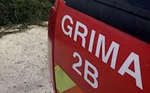 Saleccia : un homme évacué sur l'hôpital de Bastia