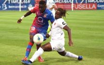 Le GFCA et le FCBB dos à dos (0-0)