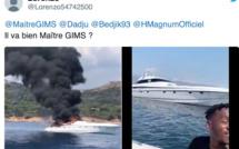 Bonifacio : La vedette en feu avait été louée par Maître GIMS