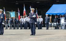 Le colonel Olivier Ribette prend le commandement de la base aérienne de Ventiseri-Solenzara