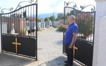 Des vols commis au cimetière de Ghisonaccia