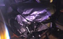 Collision à Lumio : quatre blessés