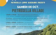 Pietrosella, Quasquara, Campo et Frasseto fêtent la transhumance