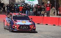 Championnat du Monde WRC : La Corse n'est plus sur ligne de départ