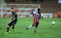 L'ACA s'impose avec la manière face à Valenciennes (2-0) et s'installe à la deuxième place