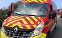 Aleria : Un piéton renversé par une voiture sur un parking