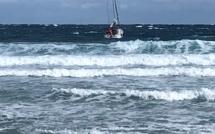 Un bateau de 11 m en difficulté dans la baie de Calvi