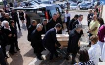 Marie-José Nat : l'actrice a été inhumée au cimetière marin de Bonifacio