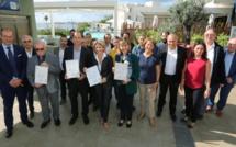 Ajaccio : Convention et Ecolabels européens pour un tourisme durable et responsable