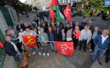 """Manifestation en soutien aux Kurdes de Syrie à Ajaccio : """" il est important de se mobiliser dans le monde entier"""""""