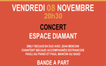 Un concert exceptionnel pour les 10 ans de l'association Inseme