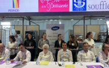 EN IMAGES - Les spectaculaires desserts des candidats au championnat du monde de pâtisserie