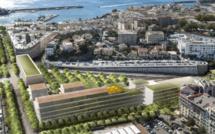 Un comité de pilotage pour rendre à la gare de Bastia la place centrale qu'elle  mérite