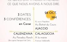 Une délégation des peuples indiens Navajo-Diné' et Shawnee en visite en Corse