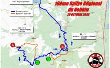 Sport automobile: 16ème Rallye Régional du Nebbiu