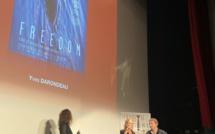 Freedom gagne le grand prix du jury au festival du film politique de Porto-Vecchio